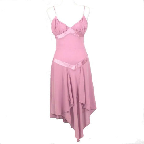 Romantic pink Exo-tic formal Dress Size S