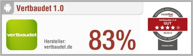 App-Test: Vertbaudet - Pro: Großes Produktsortiment, detaillierte Informationen, hochauflösende Bilder, Händler-Suche // Contra: Handbuch fehlend, verbesserungswürdiges Menü, Datenschutz-Lücke // Der gesamte Test auf: http://www.apptesting.de/2012/07/app-test-vertbaudet/