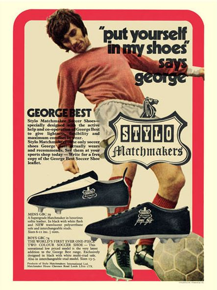 George Best Advertisement