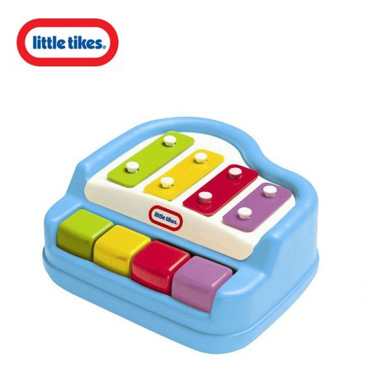 Brightly coloured Little Tikes Tap-A-Tune Drum for kids encourages your child to tap into developing creative skills and make their own musical tunes! Age:12+ Months Features: Includes 1 x Little Tikes Drum Set 2 ways to play:Basic drum sound and washboard play on sides! Fun and exciting play!