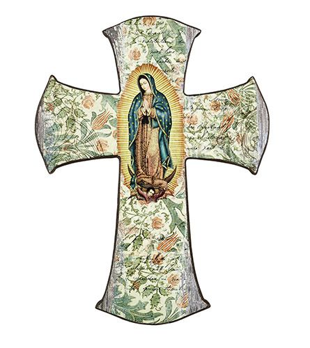 Our Lady of Guadalupe Cross - Online Catholic Store