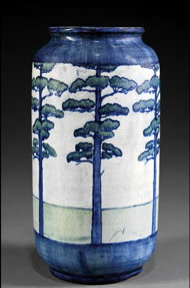 Newcomb Pottery vase