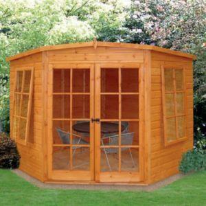 Hampton Shiplap Timber Summerhouse