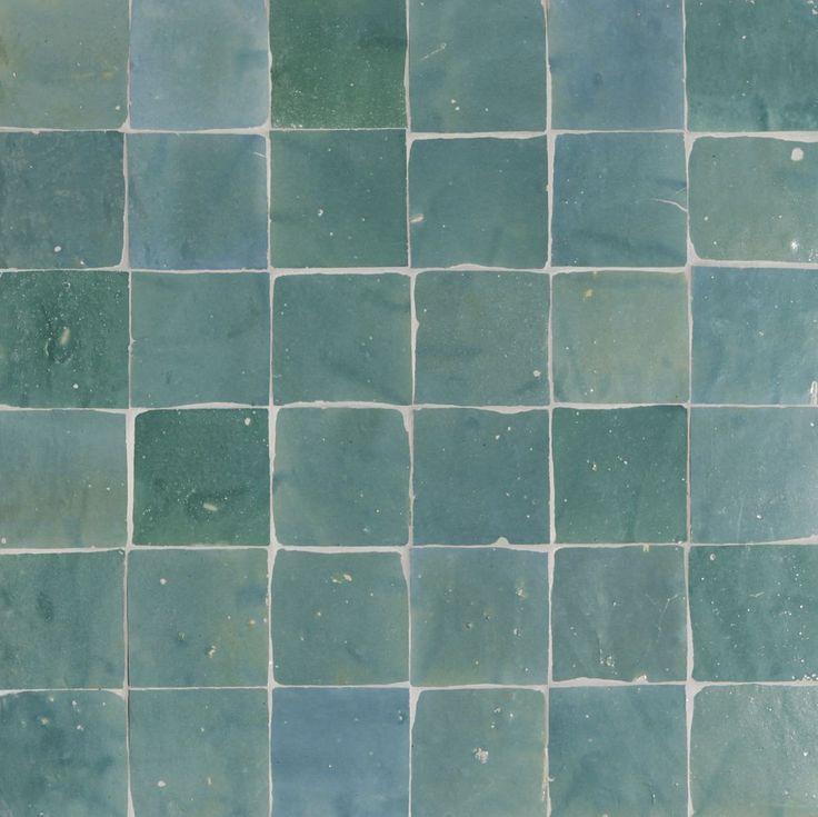 Afbeeldingsresultaat voor jade groene tegels