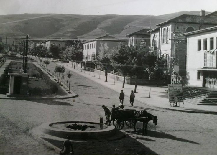 Malatya - Kışla Caddesi