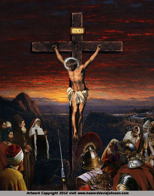 The Crucified Lovers: 460 Best Images About Artwork About The Crucifixion Of And