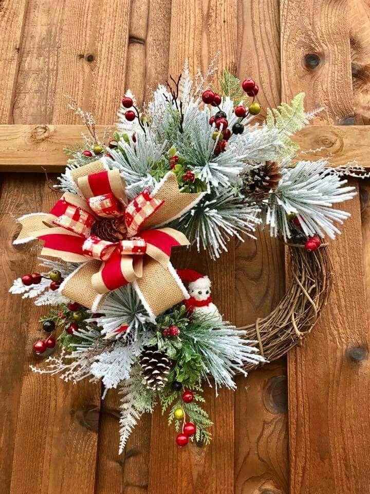 Christmas Door Wreaths Winter Wreaths Front Door