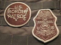 HOMELAND DHS SHERIFF CIA AGENCY FEDERAL CBP DHS ICE FBI SWAT POLICE PATCH