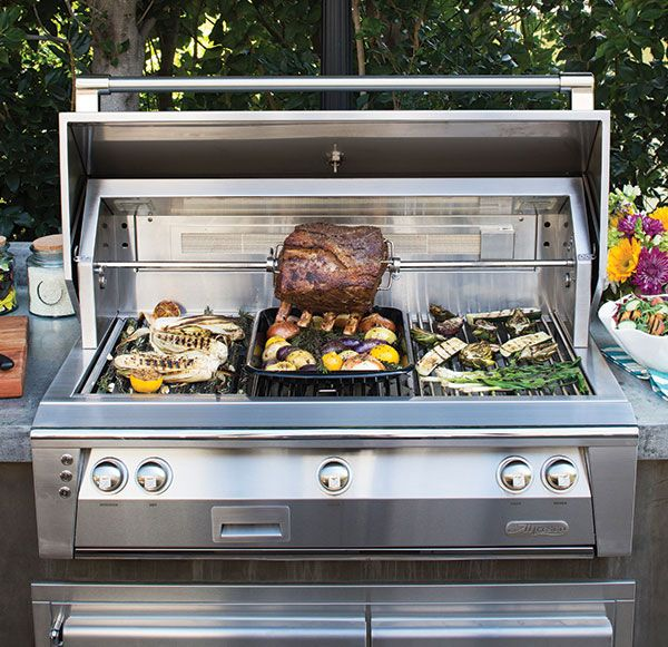 Outdoor Kitchen Grills And Accessories
