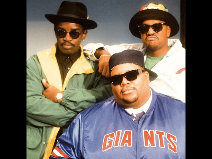 Fab Five Freddy, Doctor Dre and Ed Lover