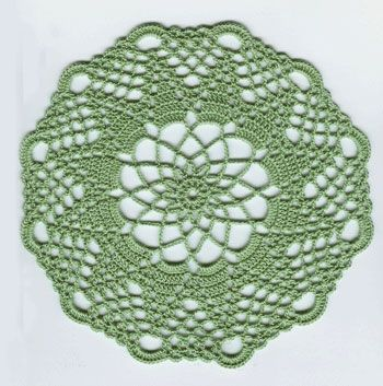 856 best *CROCHET CIRCLES images on Pinterest   Crochet doilies ...