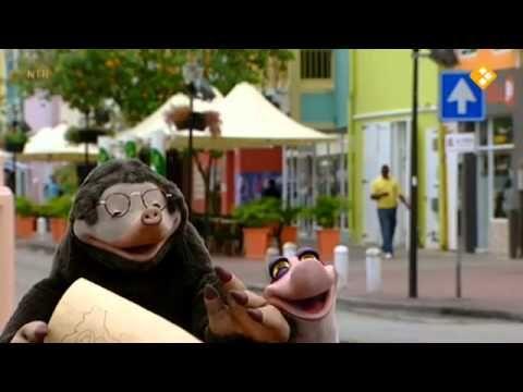 Koekeloere - Moffel en Piertje op vakantie naar de Antillen I - 05-06-2013 - YouTube