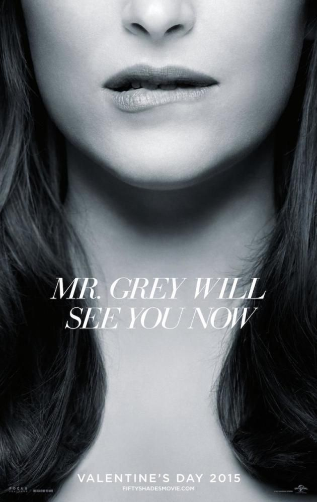 fifty shades of grey posters | Fifty Shades of Grey Dakota Johnson Poster