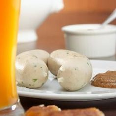 Irish White Pudding Sausage