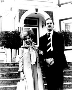 True Love! Basil and Sybil Fawlty.