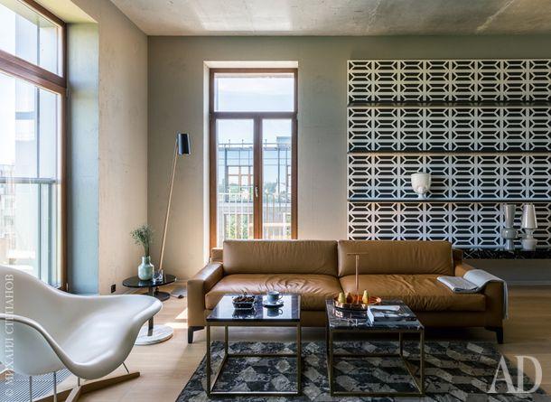 Квартира на берегу Невы, 170 м²