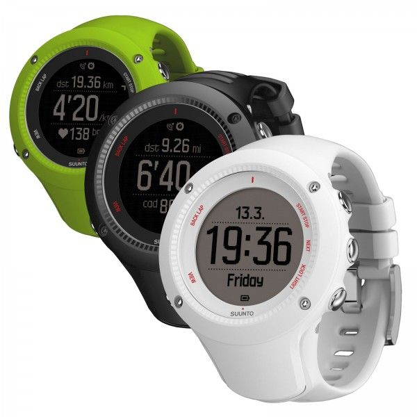 Suunto AMBIT 3 RUN (HR) GPS-Trainingsuhr