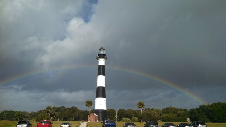 Tour the Cape Canaveral Lighthouse - book 24 hours ahead of Friday/Saturday morning tours.