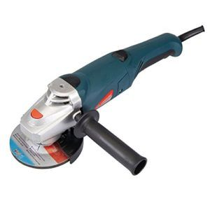 Silverline 563709 Silverstorm Angle Grinder, 115 mm 900 W