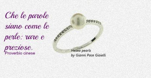 Citazioni Gioielli #Perle