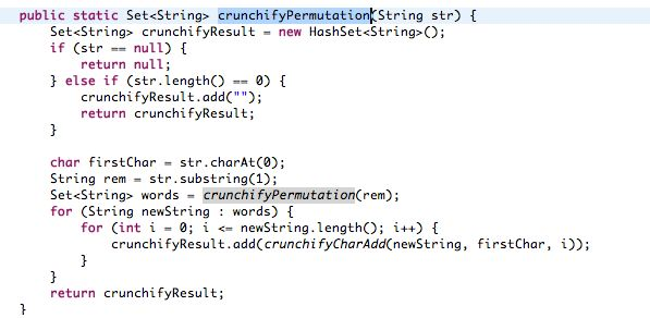 How to Find All Permutations of a String in Java - Example