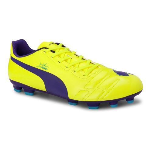 De PUMA Evopower 4 FG - De PUMA Evopower 4 FG is een model uit de Evopower collectie van PUMA. Deze voetbalschoen voor kids is een krachtige en stevige schoen.