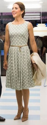 Princess Mary of Denmark - dress inspiration