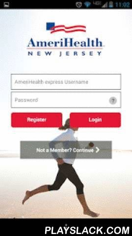 AHNJ On The Go  Android App - playslack.com ,  Access health information on-the-go from AmeriHealth New Jersey. AHNJ On the Go changes the game by offering a new way to manage your health, with increased convenience and tools to make the most of every doctor's visit. Plus, AmeriHealth members can access their personal health information! FEATURES DOCTOR'S VISIT ASSISTANT makes every doctor's visit easier: • Medicine Cabinet. Keeps track of medications for all members on the plan, lists usage…