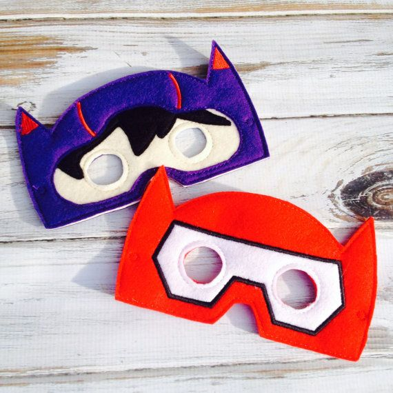 Hey, I found this really awesome Etsy listing at https://www.etsy.com/listing/217205214/big-hero-6-inspired-mask