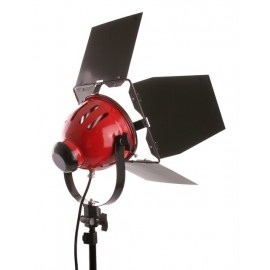 [50354] Hylow 800w Red head Continuous Light with Barndoor