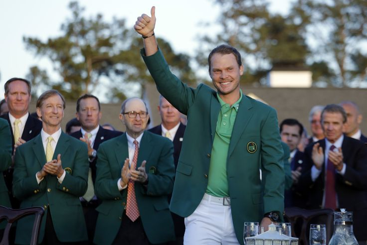 Danny Willett Moves Up To No. 9 in World Golf Rankings