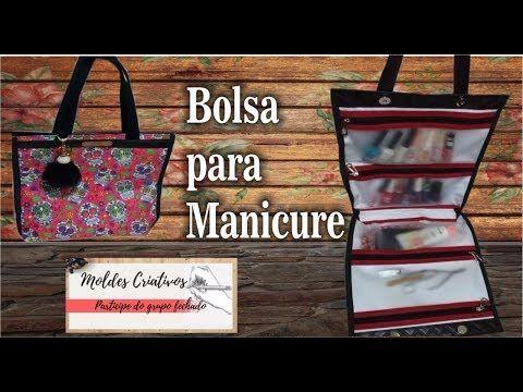 Aula Bolsa Manicure - YouTube