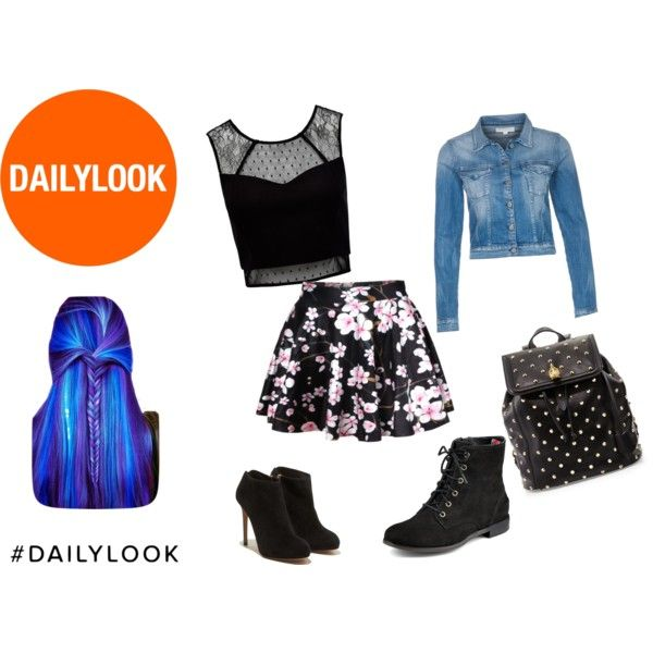 """Baby, It's Cold Outside with Dailylook: Contest Entry"" by nicola-gabcova on Polyvore"