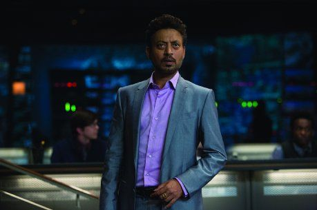 Still of Irrfan Khan in Jurassic World (2015)