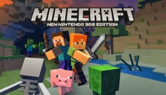 Minecraft: New Nintendo 3DS Edition | Gamer Assault Weekly: Minecraft 3DS gives the player everything they need to craft but compared to…