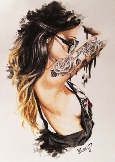 Illustration by Elle Wills :) shes an amazing australian illustrator