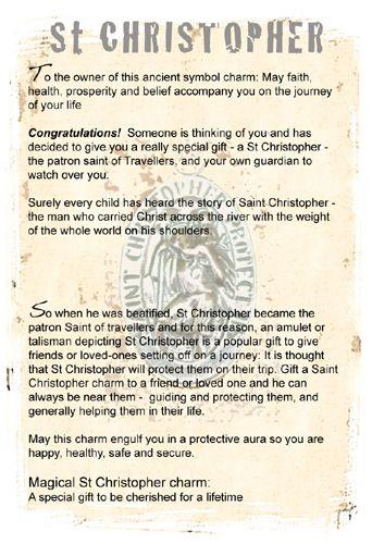 The 25+ best St Christopher Tattoo ideas on Pinterest | Archangel ...