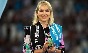 Marseille put up for sale by Swiss-Russian owner Margarita Louis-Dreyfus