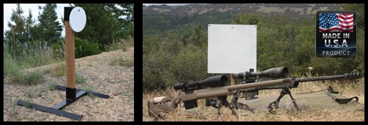 Selecting A Steel Shooting Target
