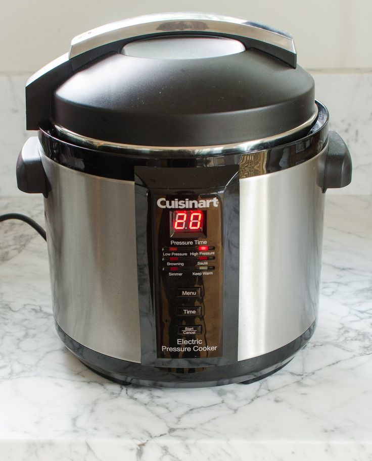 What's the Difference Between a Slow Cooker and Pressure Cooker? With recipes for each.