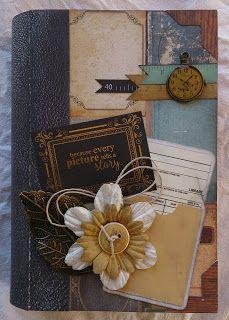 Artfull Crafts: Vonni - Kaisercraft 'Story Book' Box