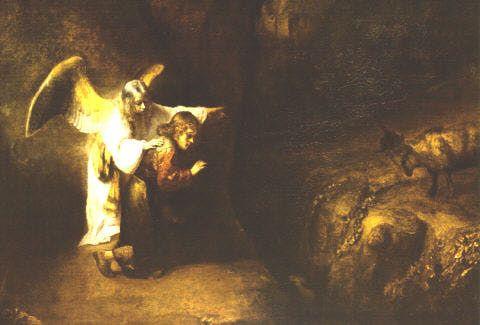 16 datos, historias e imágenes del arcángel Gabriel: ¿Qué papel tuvo San Gabriel en la visión de Daniel del Antiguo Testamento?