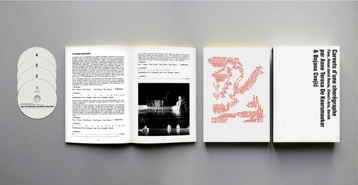 Carnets d'une choréographe - choreografie Anne Teresa De Keersmaeker