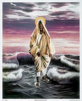 Christ Walking on Water                                                       …