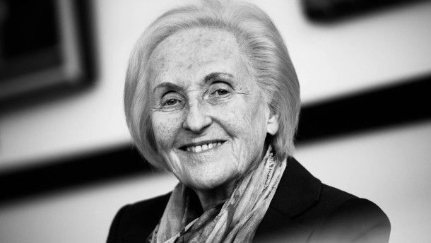 Johanna Quandt ist am Montag im Alter von 89 Jahren gestorben.