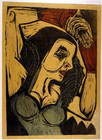 Ernst Ludwig Kirchner: Selections from the Robert Gore Rifkind Center ...