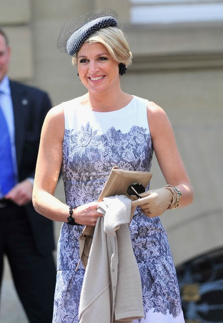 Queen Maxima in Germany ~ + Baden