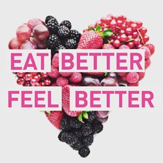 The more fruits and veggies I eat, the healthier I feel. Here's to another great week! ❤️✨