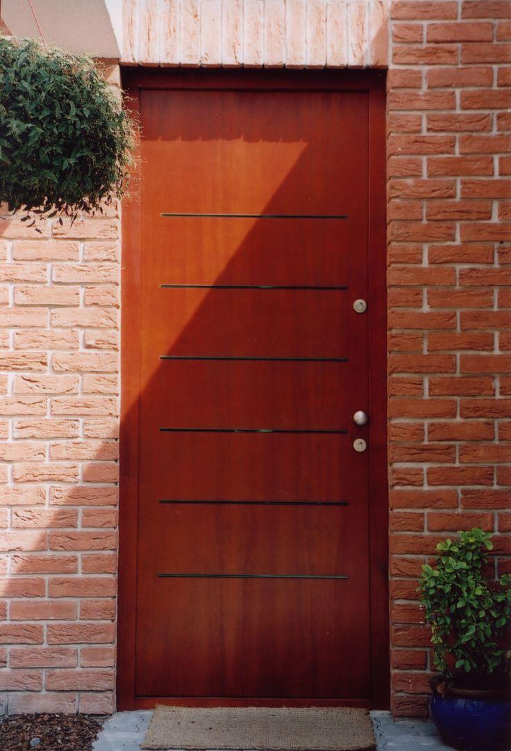 minimal bejárati ajtó