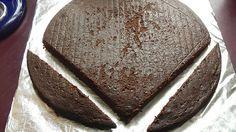 Baseball field cake (how to shape)